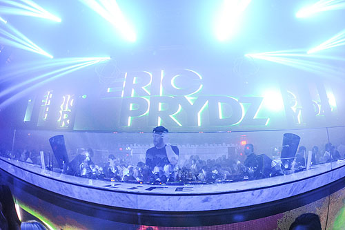 LiFE Nightclub welcomes Eric Prydz Powers Imagery