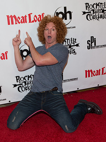 Carrot Top - Credit Erik Kabik