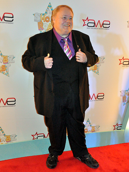 Louie Anderson Frank Marino Showbiz Roast at The Stratosphere Showroom 27705