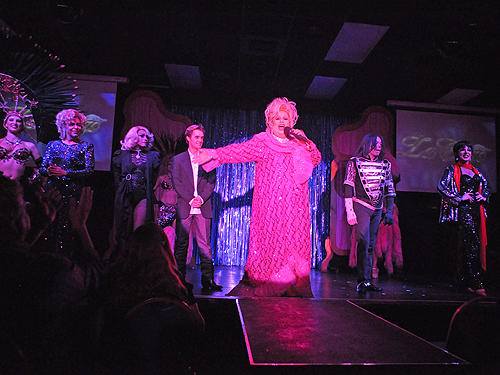 The Cast of An Evening at La Cage in the Four Queens