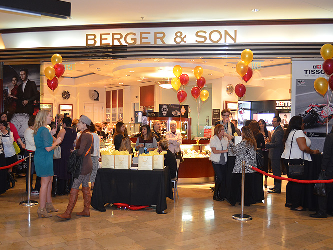 Berger and Son 61816