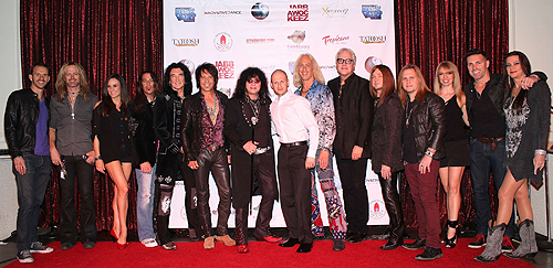 Cast of Raiding the Rock Vault and Lance Parvin Executive Director The Cultural Arts Training Foundation Credit Ira Kuzma