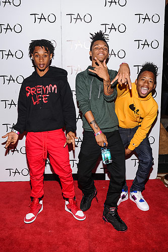RaeSremmurd TAO red carpet