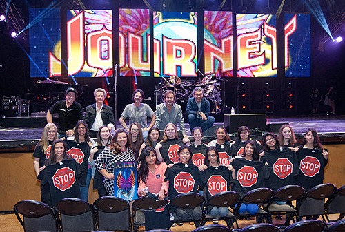 KO Knudson Students and Journey
