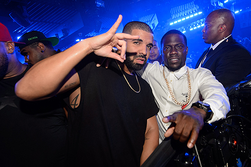 Drake and Kevin Hart HartBeat Weekend 2