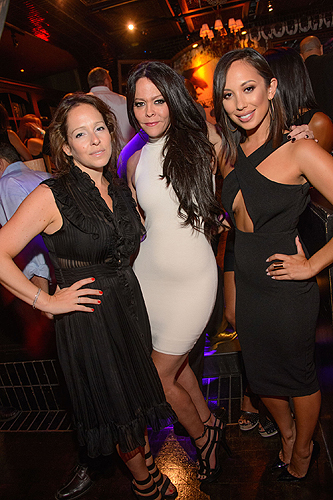 Cheryl Burke and Friends at LAVO Casino Club 1