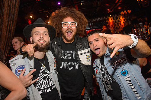 Redfoo and Friends at LAVO Casino Club 1