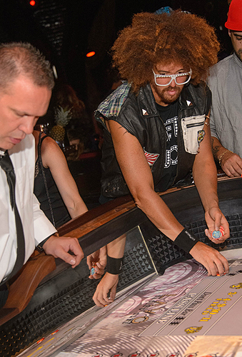 Redfoo at LAVO Casino Club 1