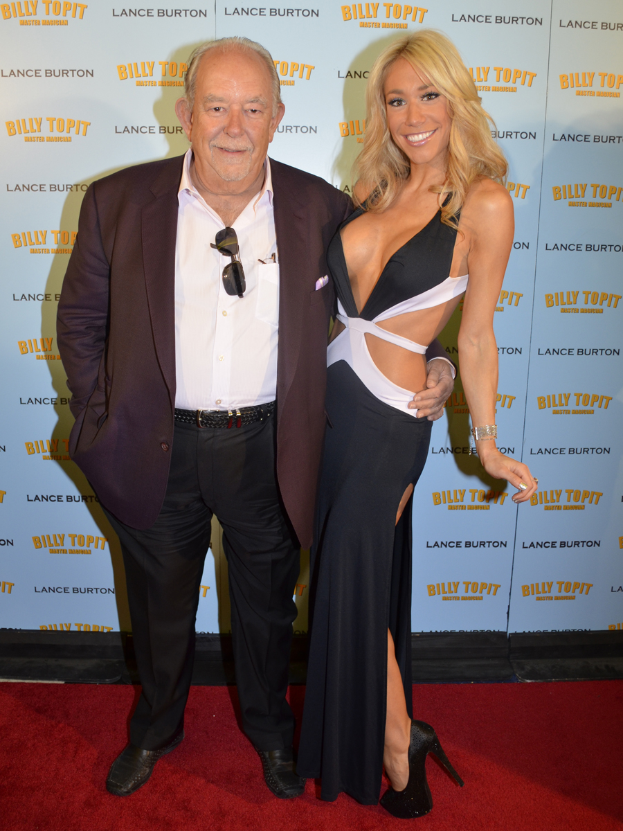Robin Leach Lydia Ansel Billy Topit 72867