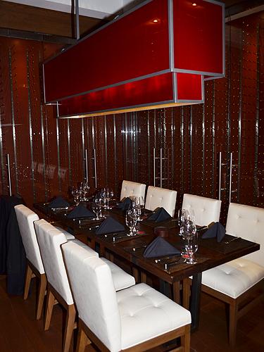 Vegas happenings jack jones carlos santana fogo de chao for Best private dining rooms vegas