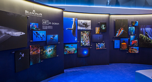Blancpain Ocean Commitment Exhibition 1