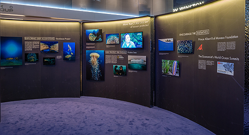 Blancpain Ocean Commitment Exhibition 2