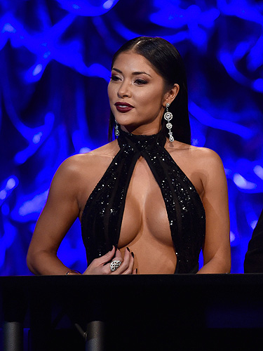 Arianny Celeste - Photo Credit Wire Image - David Becker
