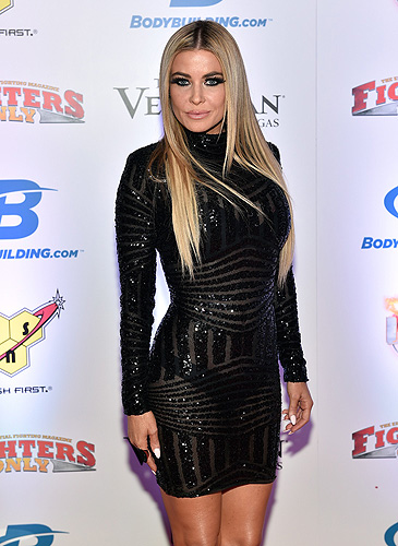 Carmen Electra - Photo credit Wire Image - David Becker