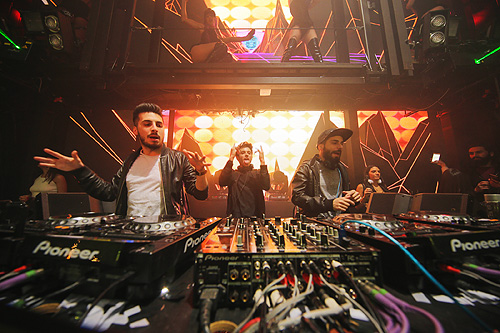 Cash Cash at Marquee 2.13.16