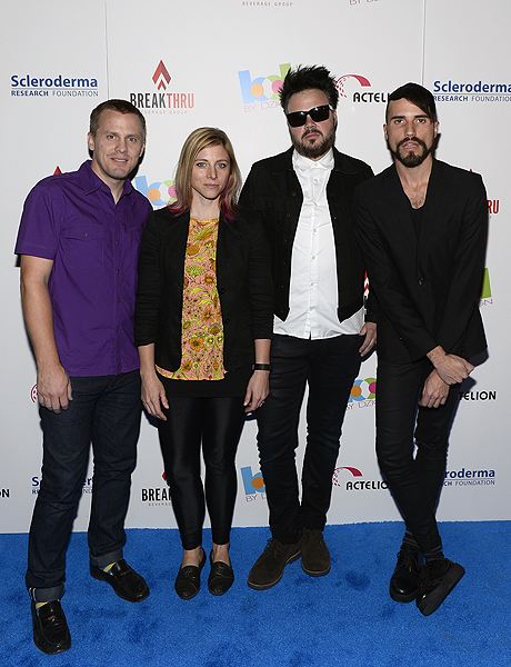 Neon Trees PC Getty