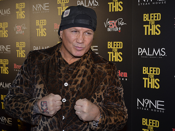 Vinny Paz Bleed For This 1821
