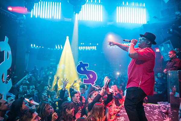 E 40 Performing at Marquee 11.19.16
