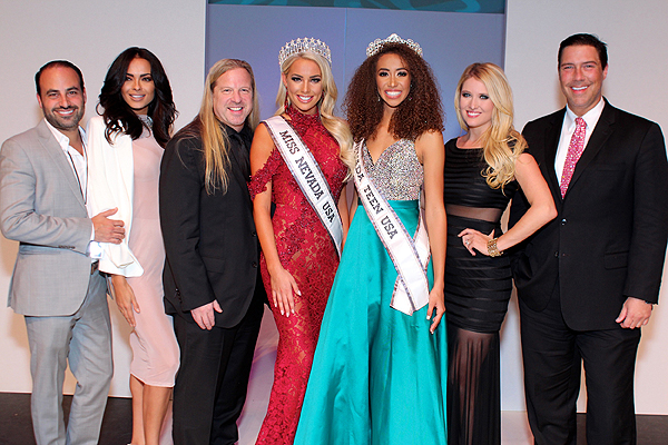 Miss Nevada USA 2017 Judges Press