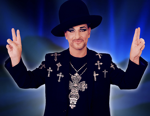 Keith George Boy George