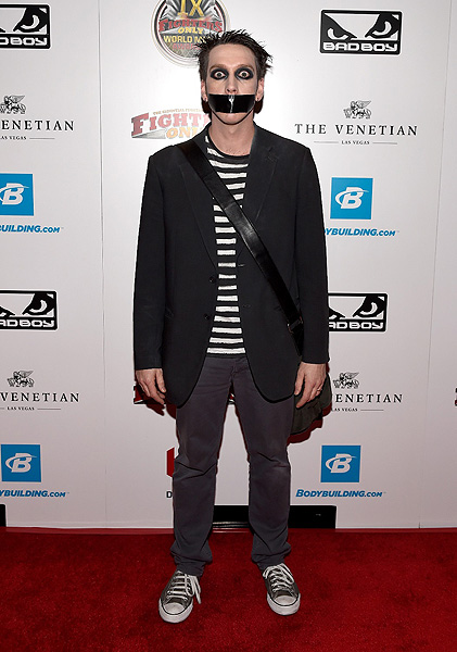 Tapeface Photo credit Wire Image David Becker