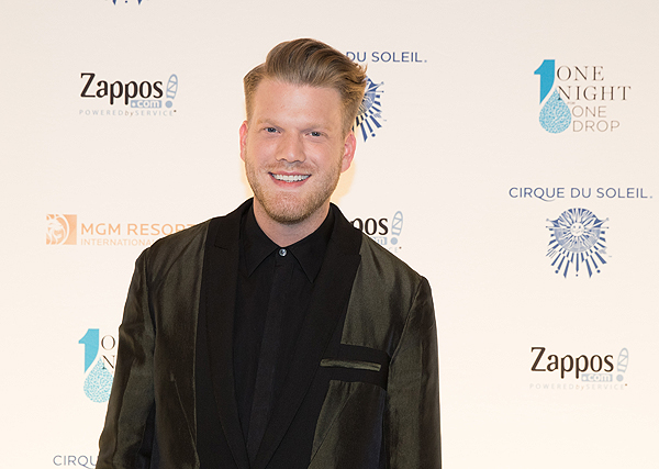 Scott Hoying from Pentatonix at One Night for One Drop 2017