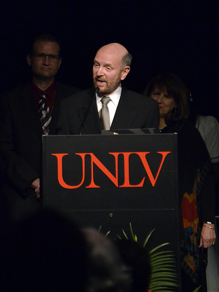 The 14th annual College of Fine Arts Hall of Fame celebration at UNLV 2910