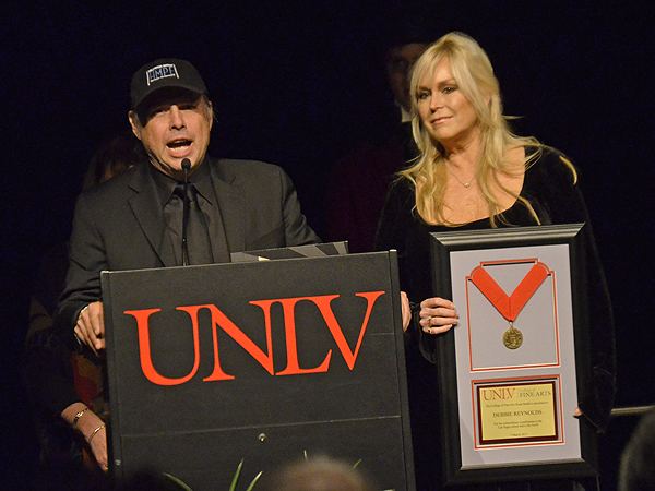 The 14th annual College of Fine Arts Hall of Fame celebration at UNLV 2923