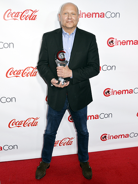 Chris Meledandri 2017 CinemaCon Photo credit Stephen Thorburn 3370