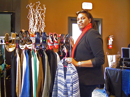 Jada Willis Founder of Shop Her Closet